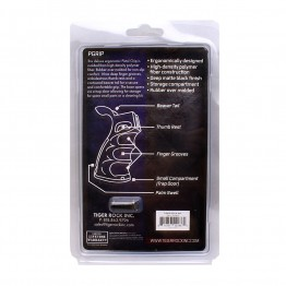 AR Tactical Erogonomically Hybrid Pistol Grip - Black- Packaged