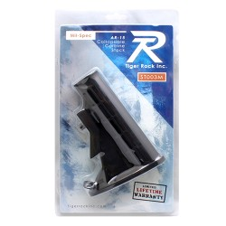 AR-15 Collapsible Standard Version Stock Body-Mil Spec Packaged