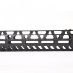 "AR-10 .308 Custom USA Made  M-Lok Super Slim Light 12"" Free Float Handguard w/Steel Barrel Nut (MADE IN USA)"