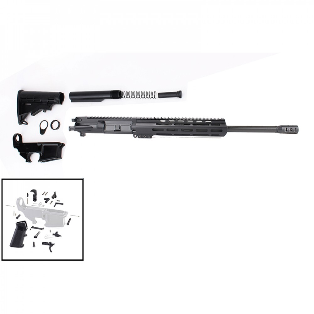 AR  300 Blackout Rifle Build Kit with 10