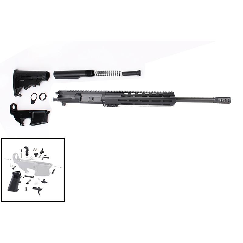 Ar 300 Blackout Rifle Build Kit With 10 Quot M Lok Custom Usa