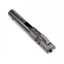 "AR 9mm Bolt Carrier Group- Black Nitride - ""MADE IN USA"" Engraving"