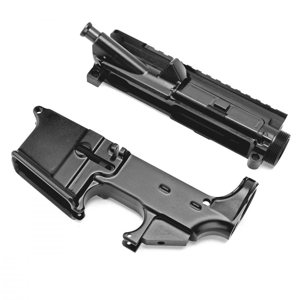 AR-15, Flat, Top, Upper, Receiver, U S A , Ejection, Port
