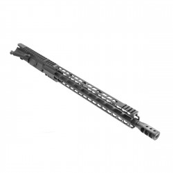 "AR 9mm 16 Barrel w/ 15"" Slim Hybrid Handguard Rail Upper Build"